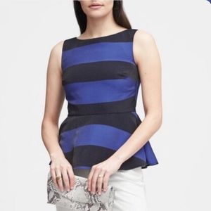 BANANA REPUBLIC Striped Top *NWT*